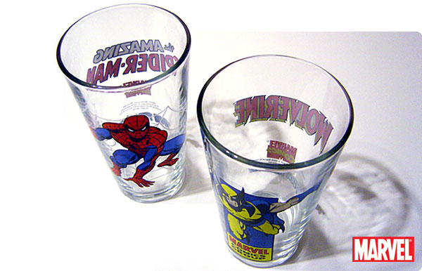 Amazing Spider-man™ and Wolverine™ 'Toon Tumblers®